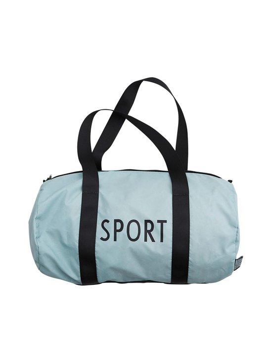 Design Letters - Sports Bag Small -laukku 10 l - GREEN | Stockmann - photo 1