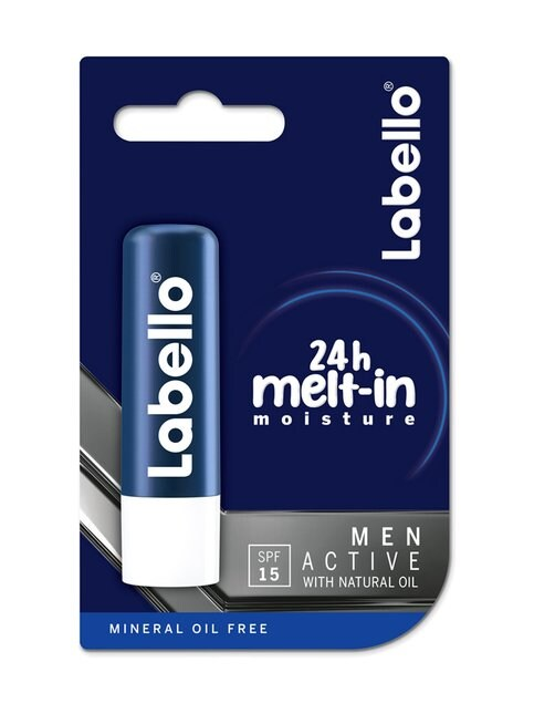 Active for Men -huulivoide