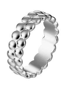 Kalevala - Valoisa-sormus 20,5 mm - SILVER | Stockmann