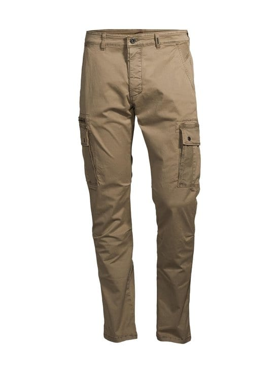 Camel Active - 4930 Cargo Pants -housut - 28 MILITARY OLIVE | Stockmann - photo 1
