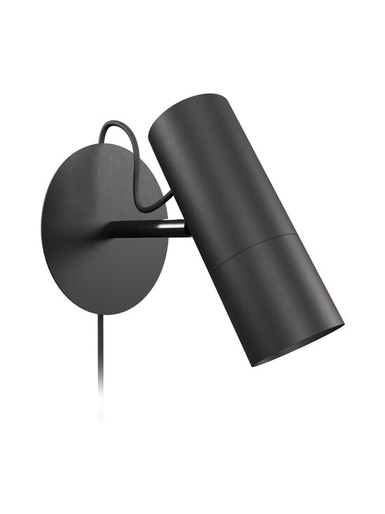 Design by Grönlund - Spot -seinävalaisin - 05 MATT BLACK | Stockmann - photo 1