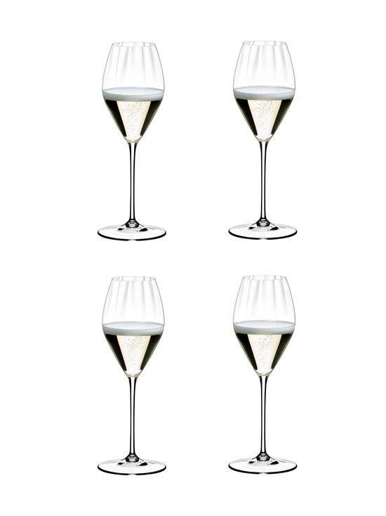 Riedel - Performance Champagne -kuohuviinilasi 4 kpl - NOCOL   Stockmann - photo 1