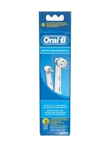 Oral-B - Ortho Care Essentials -harjaspäät 3 kpl | Stockmann