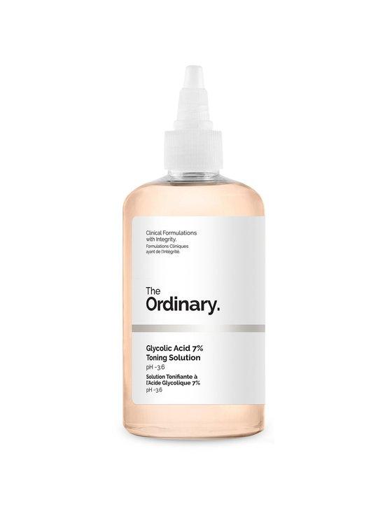 The Ordinary - Glycolic Acid 7 % Toning Solution -hoitovesi 240 ml - NOCOL | Stockmann - photo 1