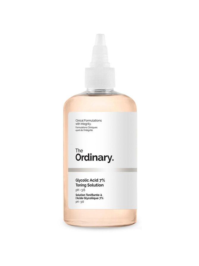 Glycolic Acid 7 % Toning Solution -hoitovesi 240 ml