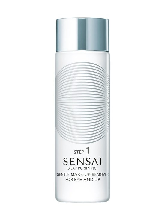 Sensai - Silky Purifying Gentle Make-Up Remover for Eye and Lip -silmä- ja huulimeikin puhdistusaine 100 ml - 10 | Stockmann - photo 1