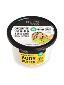 Organic Shop - Crème Brulee -vartalovoide 250 ml - null | Stockmann