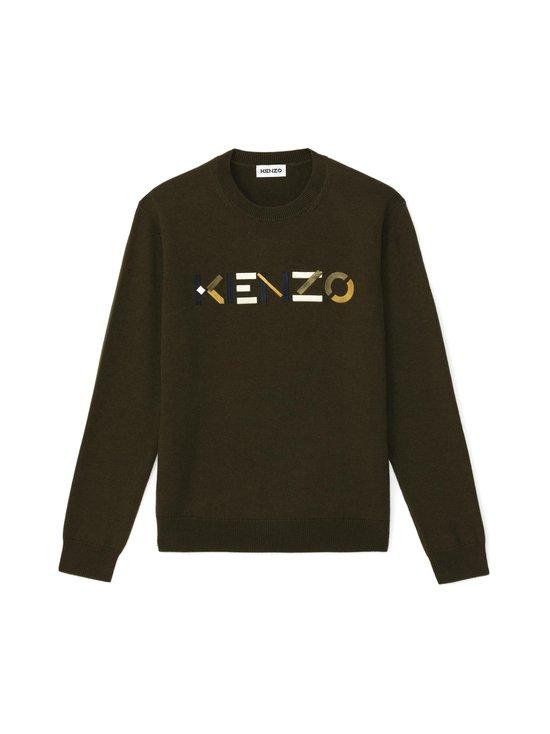 Kenzo Logo -neule