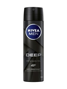 NIVEA MEN - Deep Deo Spray -antiperspirantti 150 ml | Stockmann