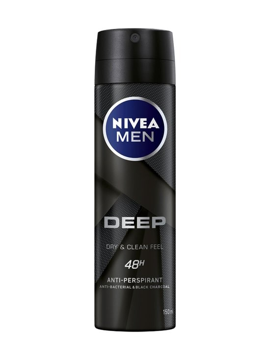 NIVEA MEN - Deep Deo Spray -antiperspirantti 150 ml - NOCOL | Stockmann - photo 1