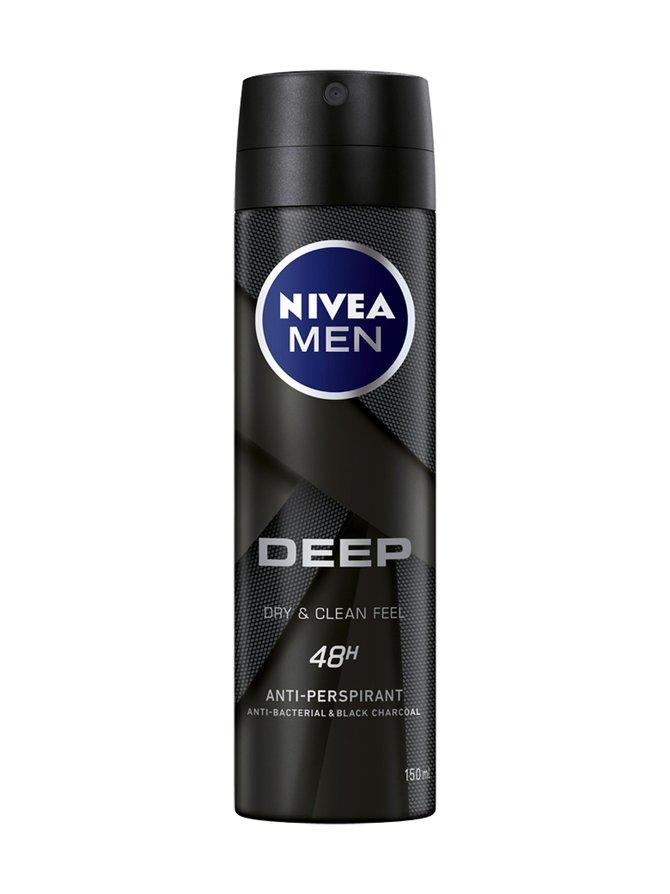 Deep Deo Spray -antiperspirantti 150 ml