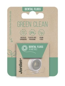 Jordan - Green Clean Dental Floss -hammaslanka 30 m | Stockmann