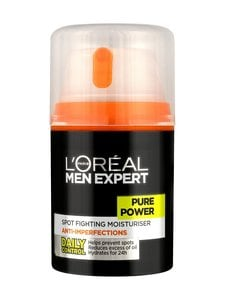 L'ORÉAL MEN EXPERT - Men Expert Pure Power -kosteusvoide 50 ml | Stockmann
