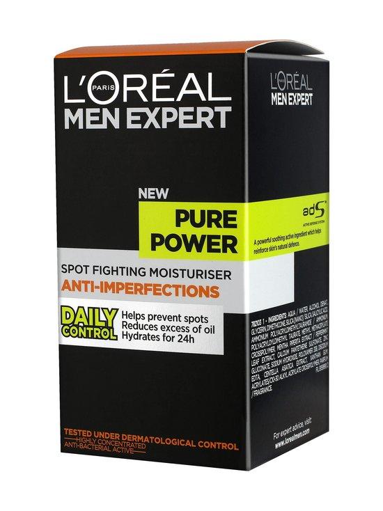 L'ORÉAL MEN EXPERT - Men Expert Pure Power -kosteusvoide 50 ml | Stockmann - photo 2