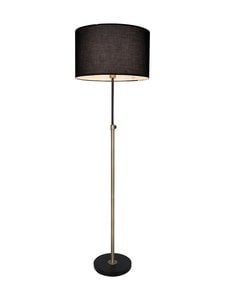 Design by Grönlund - Hitch-lattiavalaisin 50 x 160 cm - BLACK / ANTIQUE BRASS | Stockmann