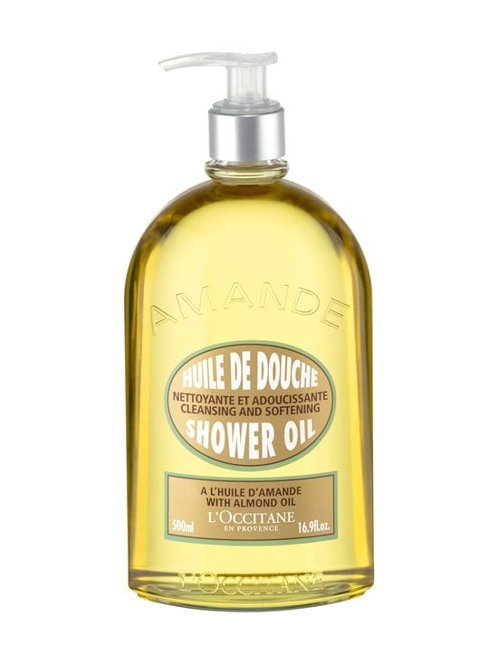 Almond Shower Oil -suihkuöljy 500 ml