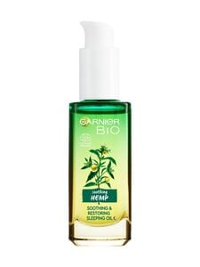 Garnier Bio - Soothing & Restoring Sleeping Oil -kasvoöljy 30 ml - null | Stockmann