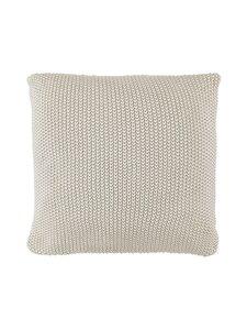Marc O'Polo Home - Nordic Knit -koristetyyny 50 x 50 cm - OATMEAL | Stockmann