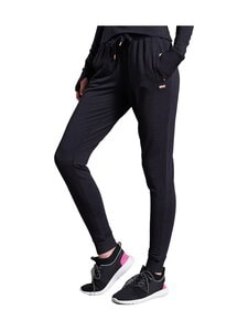 Superdry Sport - Active Studio Luxe Joggers -housut - AZB BLACK MARL | Stockmann