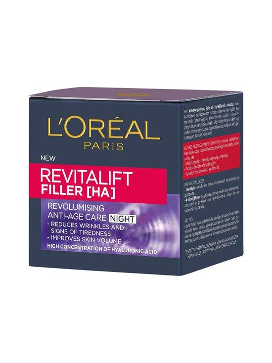 L'Oréal Paris - Revitalift Filler -yövoide 50 ml   Stockmann - photo 2