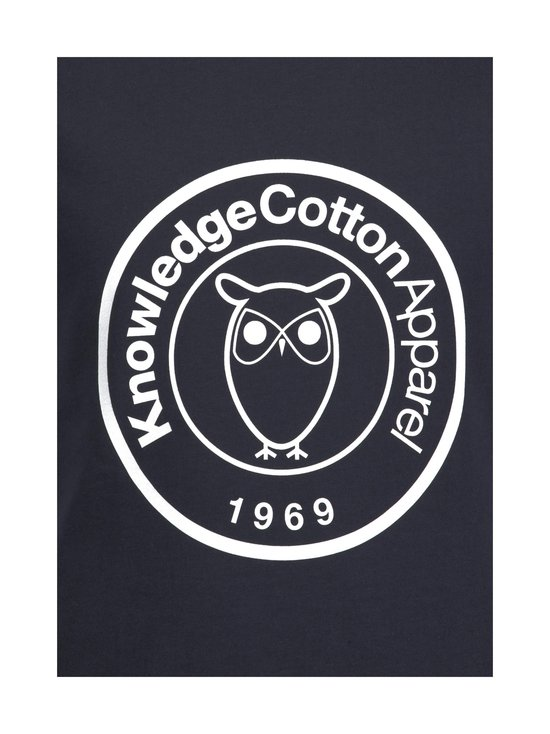 Alder Big Badge Print Tee -paita