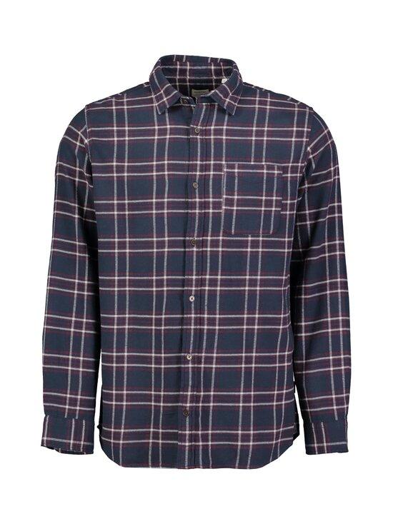 JjPlain Pre Check Shirt -kauluspaita