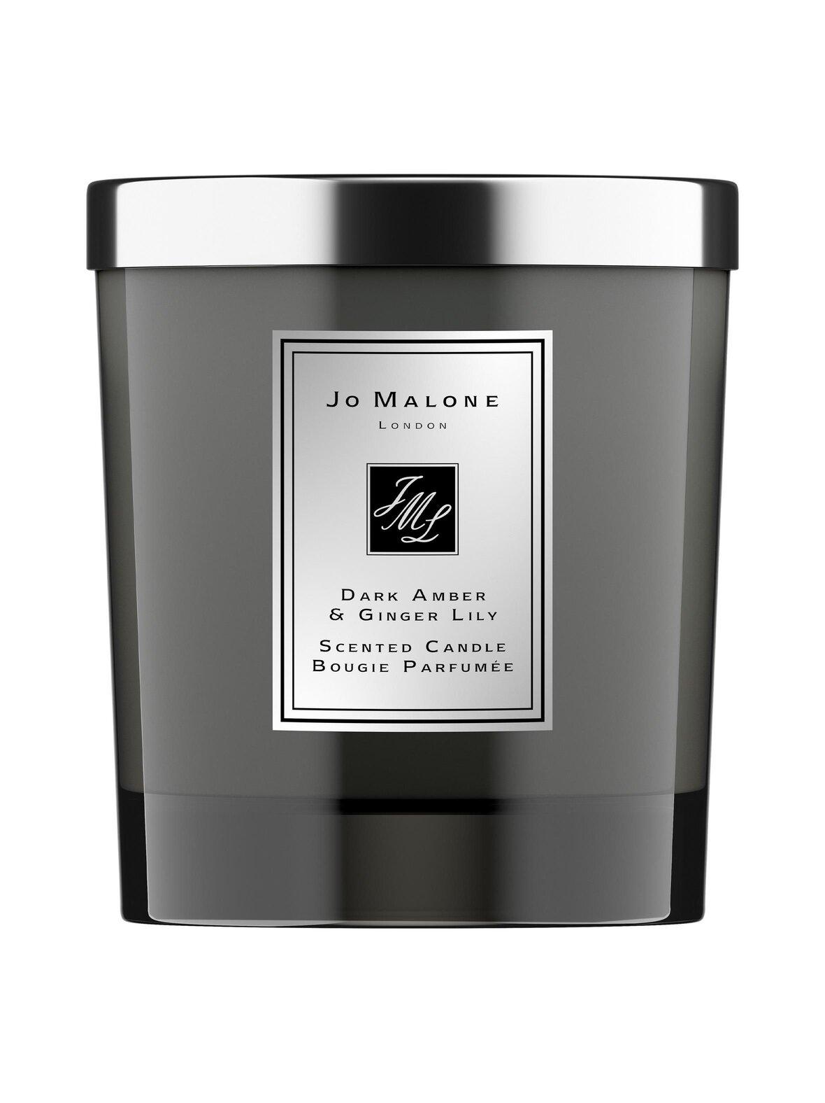 Jo Malone – Dark Amber & Ginger Lily -tuoksukynttilä 200 g