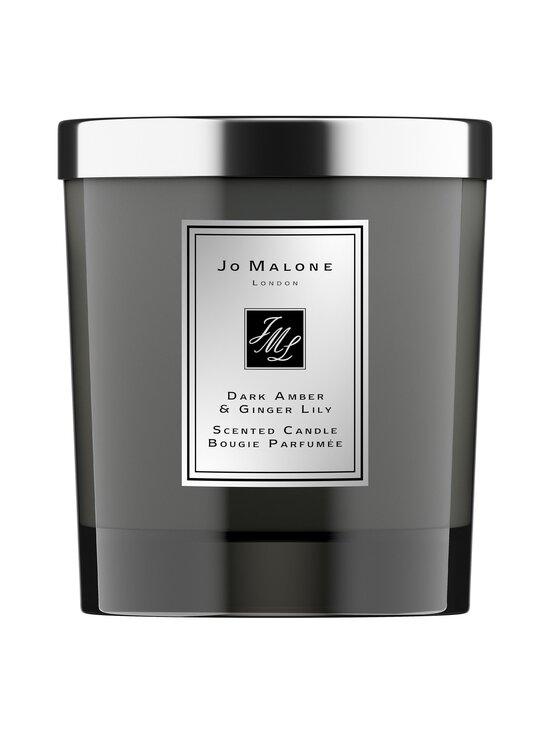 Jo Malone London - Dark Amber & Ginger Lily -tuoksukynttilä 200 g - MUSTA | Stockmann - photo 1