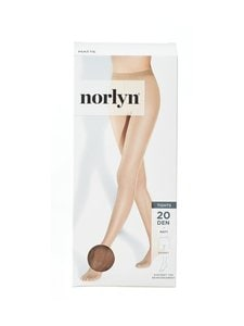 Norlyn - Matte 20 den -sukkahousut - SAND | Stockmann
