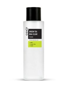 Coxir - Green Tea BHA Clear Toner -kasvovesi 150 ml | Stockmann