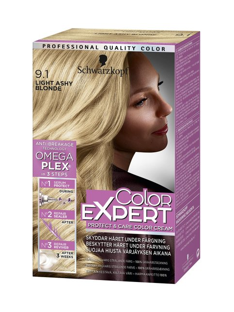 Color Expert -kestoväri