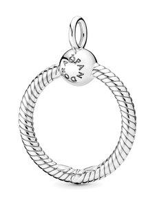 Pandora - Small Sterling Silver O -kaulakoru - SILVER | Stockmann