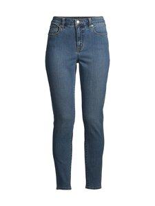 Lauren Ralph Lauren - High Rise Skinny Ankle 5-Pocket -farkut - BLUE | Stockmann