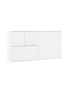 Lundia - Fuuga-senkki 35 x 68 x 128 cm - WHITE PAINTED MDF | Stockmann