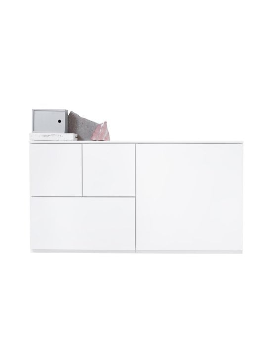 Lundia - Fuuga-senkki 35 x 68 x 128 cm - WHITE PAINTED MDF | Stockmann - photo 2