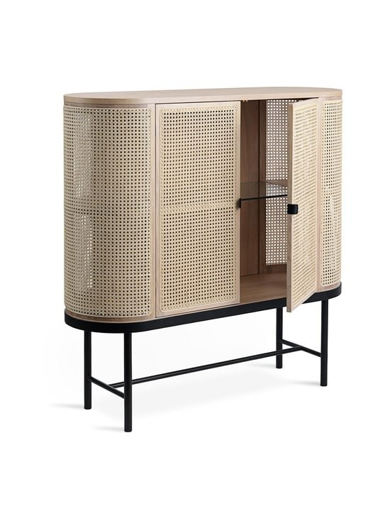 Warm Nordic - Be My Guest -kaappi - CANE/BLACK | Stockmann - photo 2