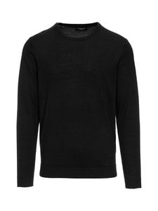 Selected - SlhTower-merinovillaneule - BLACK | Stockmann