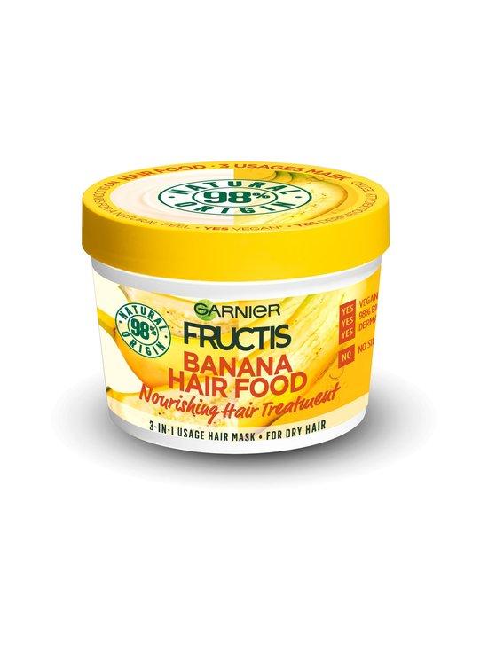 Garnier - Banana Hair Food Nourishing Hair Treatment -hiushoito 390 ml - NOCOL   Stockmann - photo 1