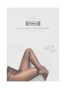 Wolford - Satin Touch Comfort 20 den -sukkahousut - 4365 GOBI | Stockmann