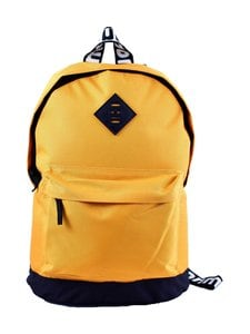 Monmon - Classic Recycled -reppu - YELLOW | Stockmann