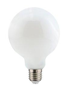 Airam - LED Globe-95 9W E27 DIM -lamppu - VALKOINEN | Stockmann