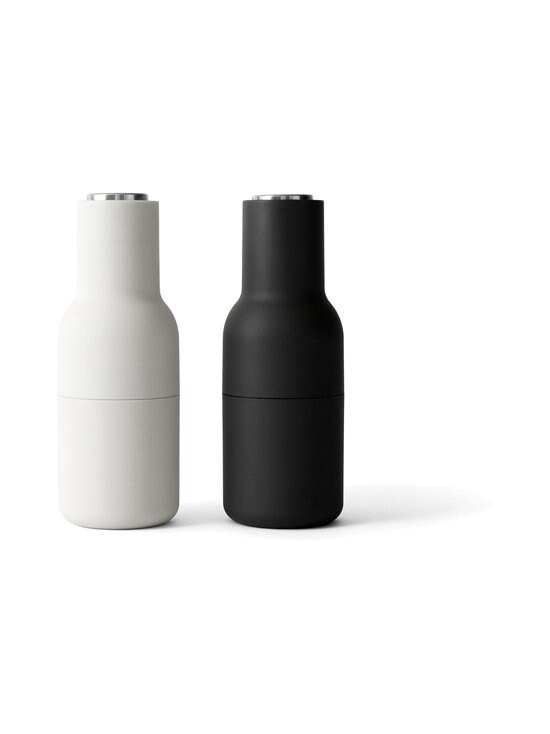 Menu - Bottle-maustemyllysetti - BLACK, OFFWHITE, STEEL | Stockmann - photo 1