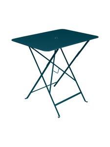 Fermob - Bistro-pöytä 77 x 57 cm - ACAPULCO BLUE | Stockmann