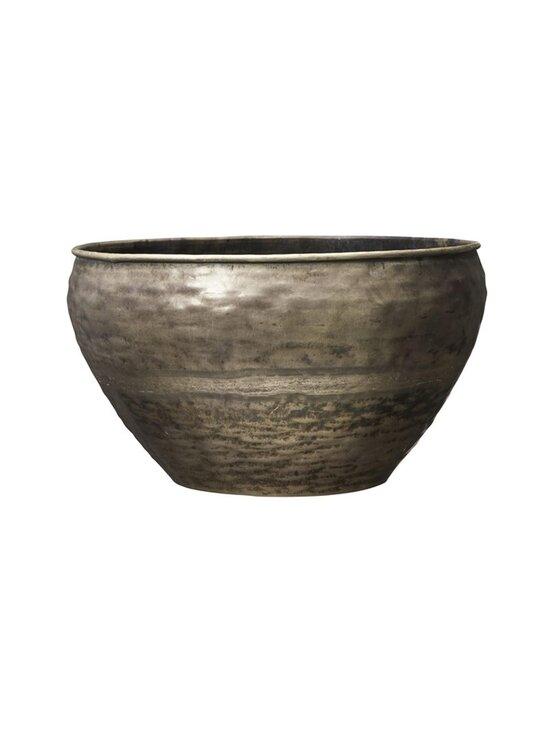 Wikholm Form - Manju Bowl L -ruukku 41 x 23 cm - ANTIQUE SILVER | Stockmann - photo 1