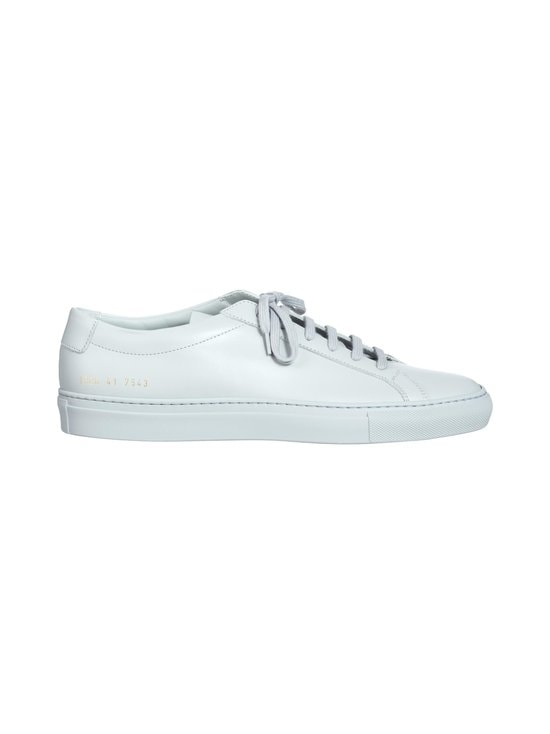 COMMON PROJECTS - Original Achilles Low -nahkatennarit - 7543GREY | Stockmann - photo 1