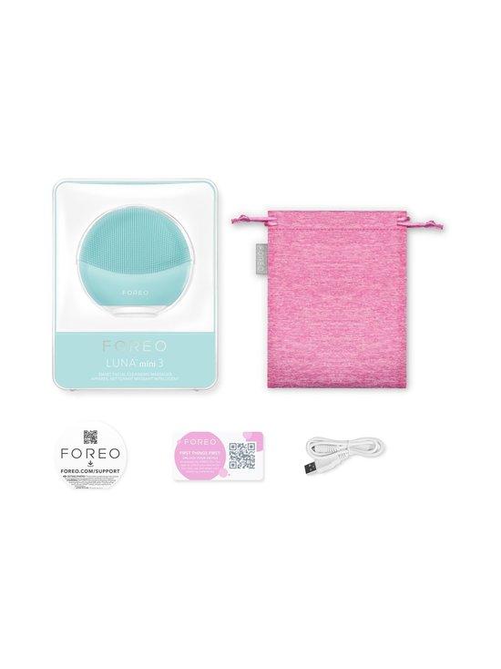 Foreo - LUNA mini 3 -älykäs kasvojenpuhdistuslaite - MINT | Stockmann - photo 1