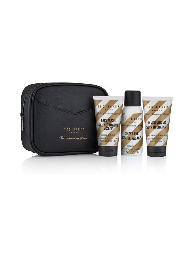 Travel Trio Wash Bag Gift -lahjapakkaus