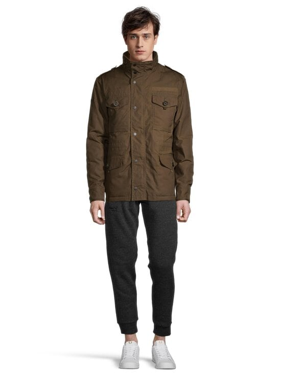 Superdry - Waxed Field -takki - D35 BARK | Stockmann - photo 2