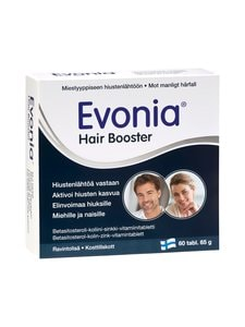 Evonia - Hair Booster 60 tabl 65 g | Stockmann