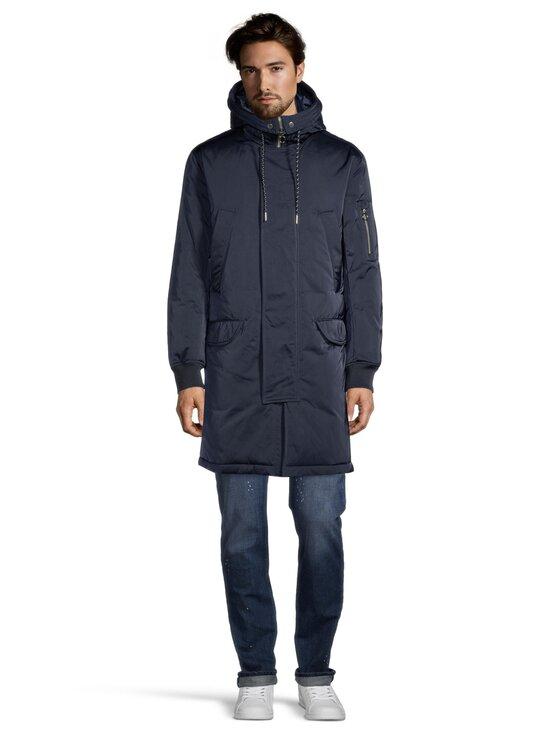 ARMANI EXCHANGE - Hooded Jacket -takki - 1583 DEEP NAVY | Stockmann - photo 2